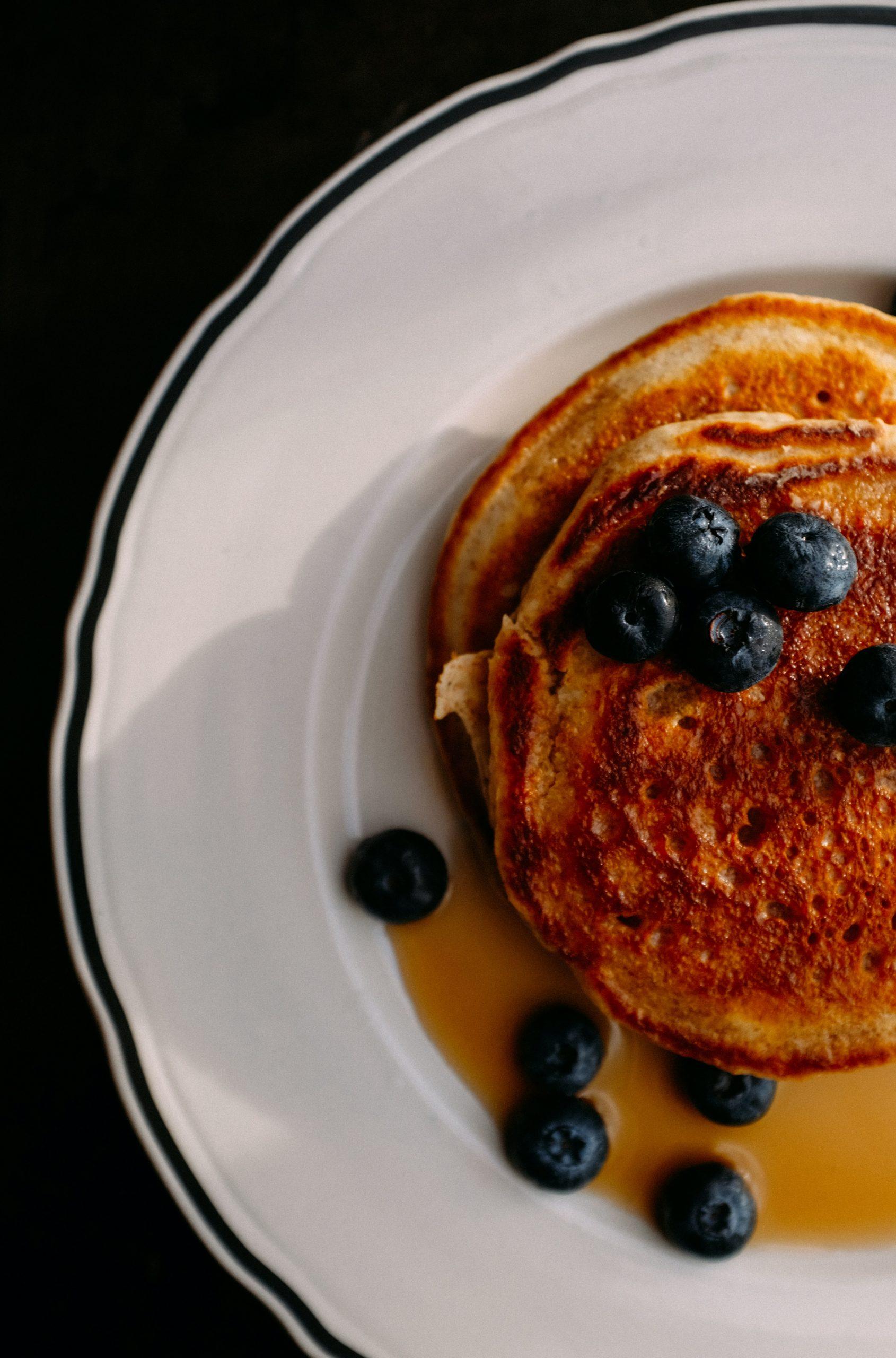 Online Pancake Party!